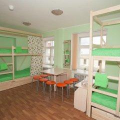 Хостел ВАМкНАМ Захарьевская Кровать в женском общем номере с двухъярусной кроватью фото 15