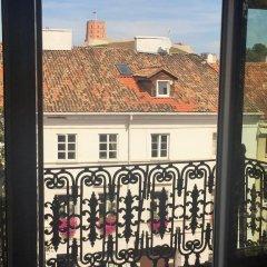 Отель Duke Apartments Литва, Вильнюс - отзывы, цены и фото номеров - забронировать отель Duke Apartments онлайн балкон