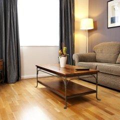 Отель Holiday Inn LIVERPOOL CITY CENTRE Великобритания, Ливерпуль - отзывы, цены и фото номеров - забронировать отель Holiday Inn LIVERPOOL CITY CENTRE онлайн комната для гостей фото 4