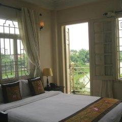 Heart Hotel 2* Номер Делюкс с двуспальной кроватью фото 7
