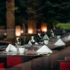 Отель Vanagupe Hotel Литва, Паланга - отзывы, цены и фото номеров - забронировать отель Vanagupe Hotel онлайн питание