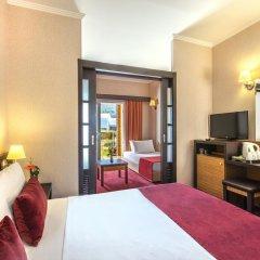 Aqua Fantasy Aquapark Hotel & Spa 5* Улучшенный семейный номер с двуспальной кроватью фото 2
