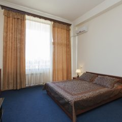 Отель Олимпия 3* Стандартный номер с двуспальной кроватью фото 6