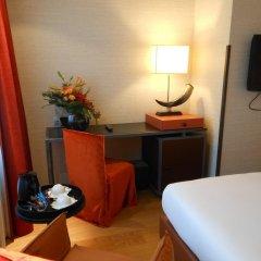 Отель Starhotels Michelangelo 4* Улучшенный номер с различными типами кроватей фото 8