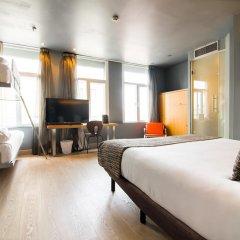 Отель Petit Palace Alcalá 4* Стандартный номер с различными типами кроватей фото 3