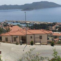 Kas Inn Kirmizi Apart Турция, Каш - отзывы, цены и фото номеров - забронировать отель Kas Inn Kirmizi Apart онлайн спортивное сооружение