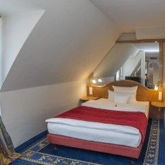 Drei Löwen Hotel 4* Стандартный номер с различными типами кроватей фото 2