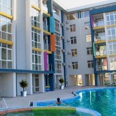 Отель Bulgarienhus Sun City 3 Apartments Болгария, Солнечный берег - отзывы, цены и фото номеров - забронировать отель Bulgarienhus Sun City 3 Apartments онлайн бассейн