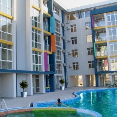 Апартаменты Bulgarienhus Sun City 3 Apartments Солнечный берег бассейн