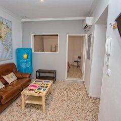 Отель Casa Jerez Alameda del Banco Испания, Херес-де-ла-Фронтера - отзывы, цены и фото номеров - забронировать отель Casa Jerez Alameda del Banco онлайн комната для гостей фото 2
