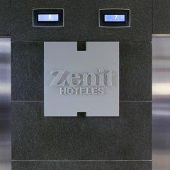 Hotel Zenit Bilbao интерьер отеля фото 3