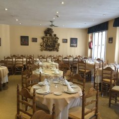 Отель Asturias питание