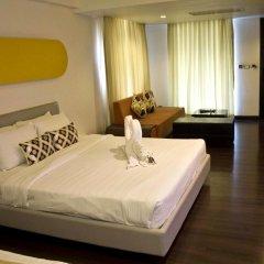 Отель Z Through By The Zign 5* Номер Делюкс с 2 отдельными кроватями фото 13