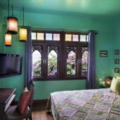 Отель Chakrabongse Villas Бангкок комната для гостей фото 5