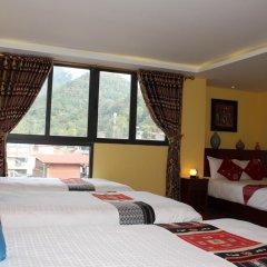 Fansipan View Hotel 3* Люкс с различными типами кроватей фото 4
