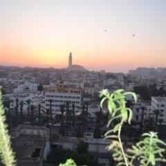 Отель Appartement Lilia Марокко, Касабланка - отзывы, цены и фото номеров - забронировать отель Appartement Lilia онлайн балкон