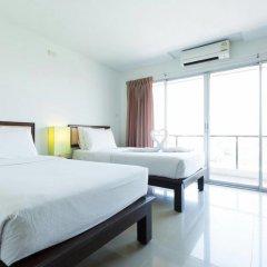 Отель Chatkaew Hill and Residence 3* Стандартный номер с различными типами кроватей