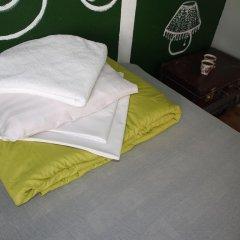 Отель Amber Rooms Стандартный номер с двуспальной кроватью (общая ванная комната) фото 17