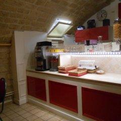 Отель De Paris Montmartre Париж питание
