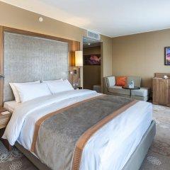 Гостиница DoubleTree by Hilton Tyumen 4* Стандартный номер разные типы кроватей
