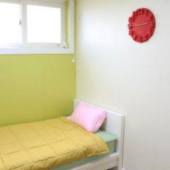 Отель Patio 59 Hongdae Guesthouse 2* Стандартный номер с различными типами кроватей фото 3