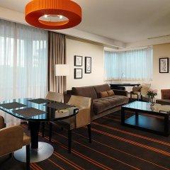 Гостиница Шератон Палас Москва 5* Представительский люкс с различными типами кроватей фото 13