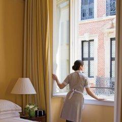 Four Seasons Hotel Milano 5* Номер Делюкс с двуспальной кроватью фото 3