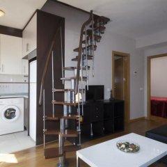 Отель Apartamentos Atocha Испания, Мадрид - отзывы, цены и фото номеров - забронировать отель Apartamentos Atocha онлайн комната для гостей фото 4