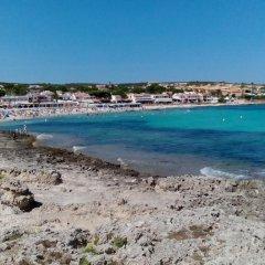 Отель Barceló Pueblo Menorca пляж фото 2