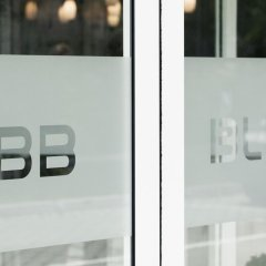IBB Blue Hotel Adlershof Berlin-Airport интерьер отеля