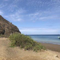 Guacamayo Hostel Pueblo пляж