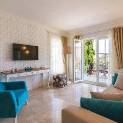 Central Suite Kalkan Апартаменты с различными типами кроватей фото 17