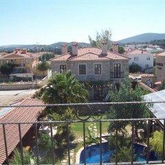 Sayman Sport Hotel Турция, Чешме - отзывы, цены и фото номеров - забронировать отель Sayman Sport Hotel онлайн балкон