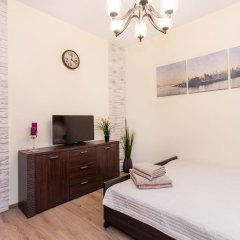 Отель Apartamentai 555 Литва, Вильнюс - отзывы, цены и фото номеров - забронировать отель Apartamentai 555 онлайн комната для гостей фото 2