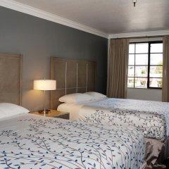 Отель Americas Best Value Inn - Milpitas 2* Стандартный номер с различными типами кроватей фото 8