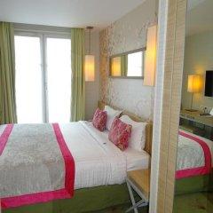 Le Marceau Bastille Hotel 4* Стандартный номер с различными типами кроватей фото 14