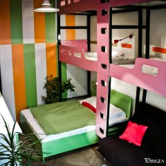 Hostel Budapest Center Стандартный номер с двуспальной кроватью фото 11