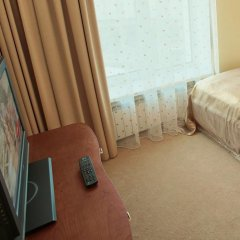 Гостиница Unison Стандартный номер 2 отдельные кровати (общая ванная комната) фото 4