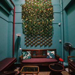 Matchbox The Concept Hostel комната для гостей