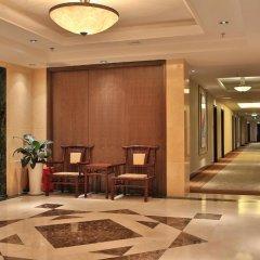 Jinjiang Nanjing Hotel интерьер отеля