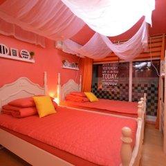 Отель Han River Guesthouse 2* Семейная студия с двуспальной кроватью фото 34