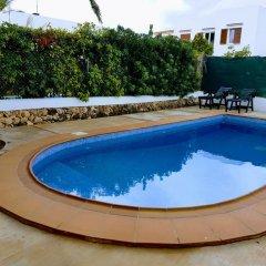 Отель Villa Dora Испания, Кала-эн-Бланес - отзывы, цены и фото номеров - забронировать отель Villa Dora онлайн бассейн