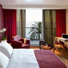 Radisson Blu Hotel, Nice 4* Стандартный номер с различными типами кроватей фото 6