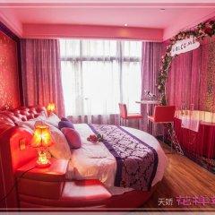 Angel Lover Theme Hotel Шэньчжэнь комната для гостей фото 4
