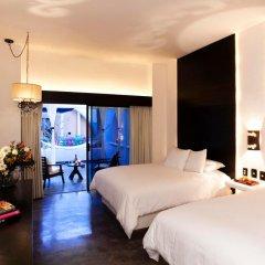 Bahia Hotel & Beach House 3* Номер Делюкс с 2 отдельными кроватями фото 3