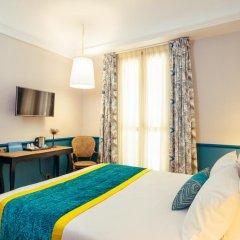 Отель Villa Otero 4* Стандартный номер с двуспальной кроватью фото 13