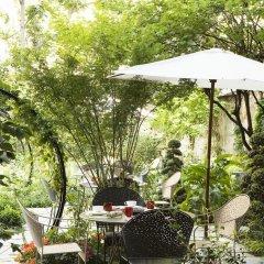 Отель Hôtel Regent's Garden - Astotel бассейн