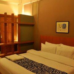 Отель Euanjitt Chill House 3* Стандартный номер с различными типами кроватей фото 6