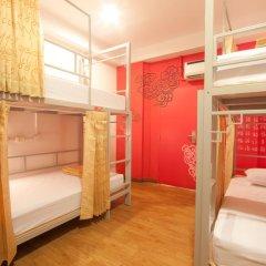Отель China Town 3* Кровать в общем номере фото 11