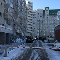 """Гостиница Apartament """"Berloga 55"""" on Zhukova в Омске отзывы, цены и фото номеров - забронировать гостиницу Apartament """"Berloga 55"""" on Zhukova онлайн Омск парковка"""